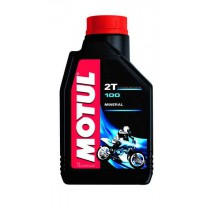 Motorolie 2T 2T MOTUL 100 1l TC JASO FB