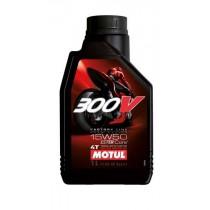 Motorolie 4T MOTUL 300V Factory Line 15W50 1l