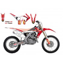 Stickerset Honda Crf