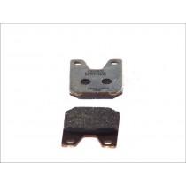 Remblokset Rear 51 9x59 8x8 6mm YAMAHA YZF YZF-R1 750/1000 1998-