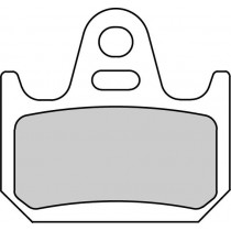 Remblokset Rear 48 1x44 6x7 1mm