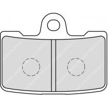 Remblokset Front 61 6x46 6x7 4mm