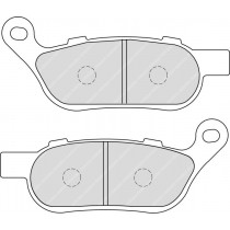 Remblokset Rear 127 6x52 6x7 4mm