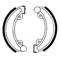 Trommelremblokken front 130x30mm include springs HONDA CR XR 250-500 1981-