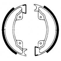 Trommelremblokken front 130x25mm include springs HONDA XL 500 1982-