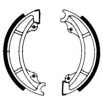 Trommelremblokken front 130x22mm include springs SUZUKI RM 125/250/500 1983-