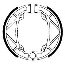 Trommelremblokken front 140x25mm include springs