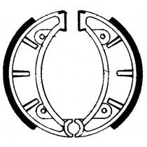 Trommelremblokken front 125x28mm include springs MONTESA COTA MH TRIAL 123-349 1983-